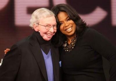 Roger Ebert Oprah WinfreyRoger Ebert Oprah