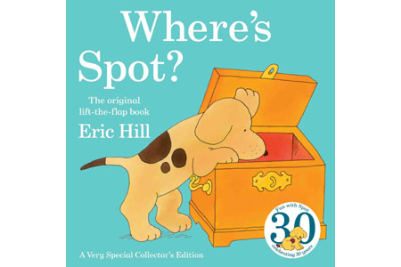 spot the dog books