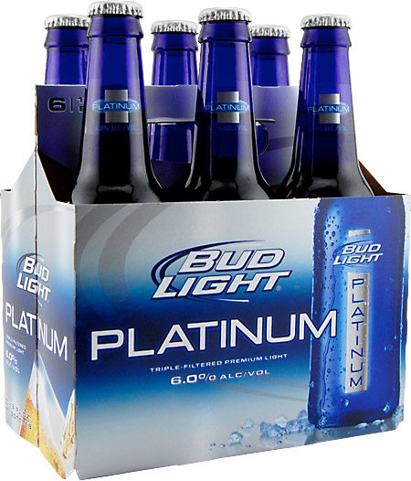 The Inevitable Appeal Of Bud Light Platinum The Tangential