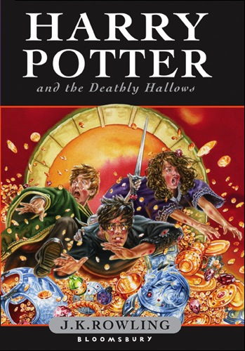 Harry Potter Book Cover Around The World :