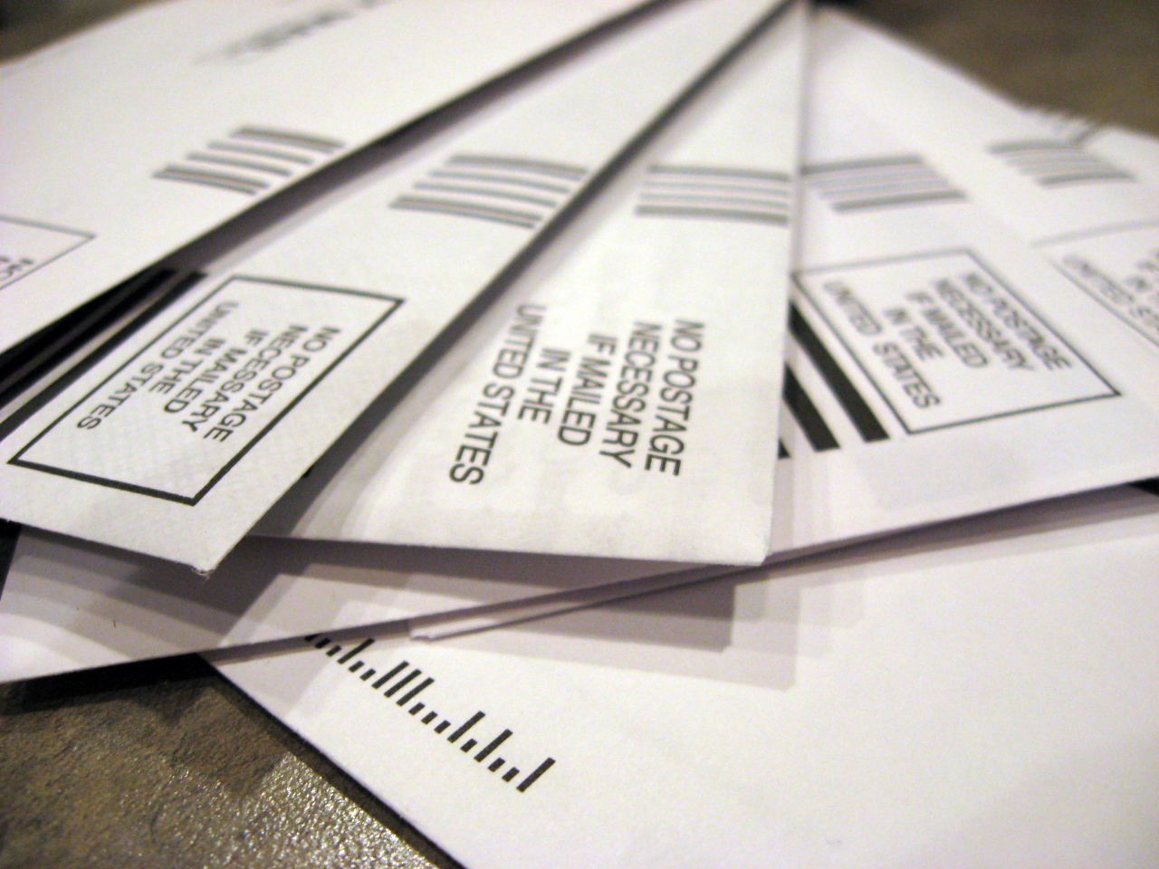 how to get lots of junk mail