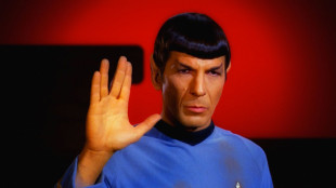 Spock Nimoy